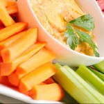 A Savory Hummus