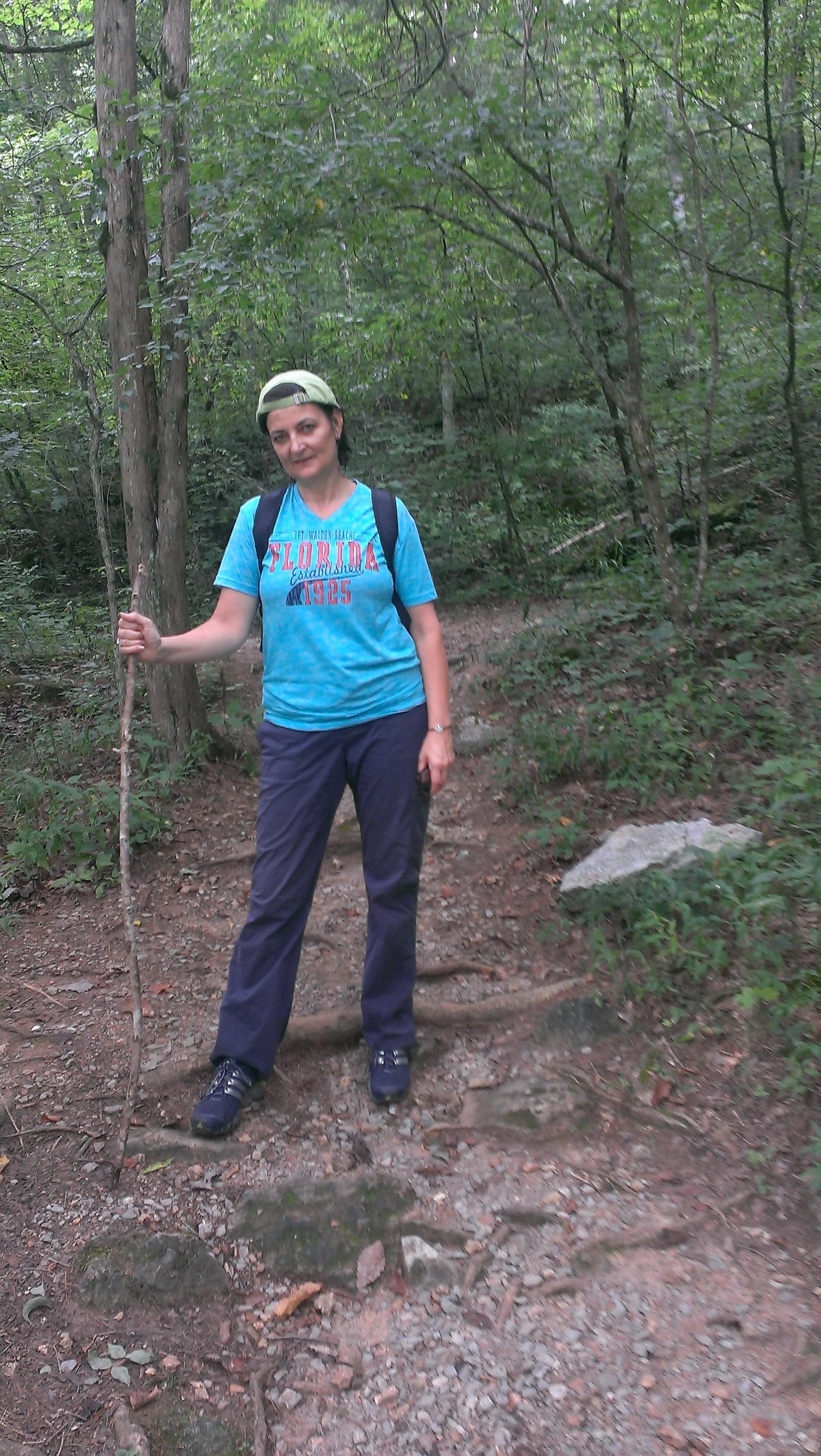 Betty-Sanders-hiking