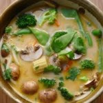 Cleansing Vegan Tom Ka Soup
