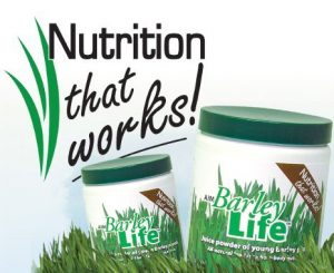 AIM BarleyLife – Nutrition That Works!