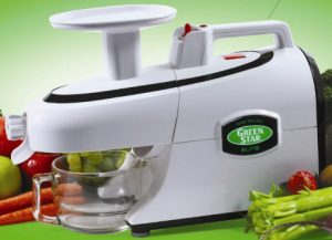 Green Star Elite Lifetime Juicer and Personal Juicing Session