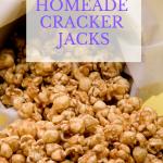 Healthy Homemade Cracker Jacks