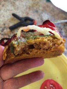 Amazing Sweet Potato Crust Pizza