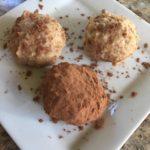 2 Bite Salted Caramel Truffles