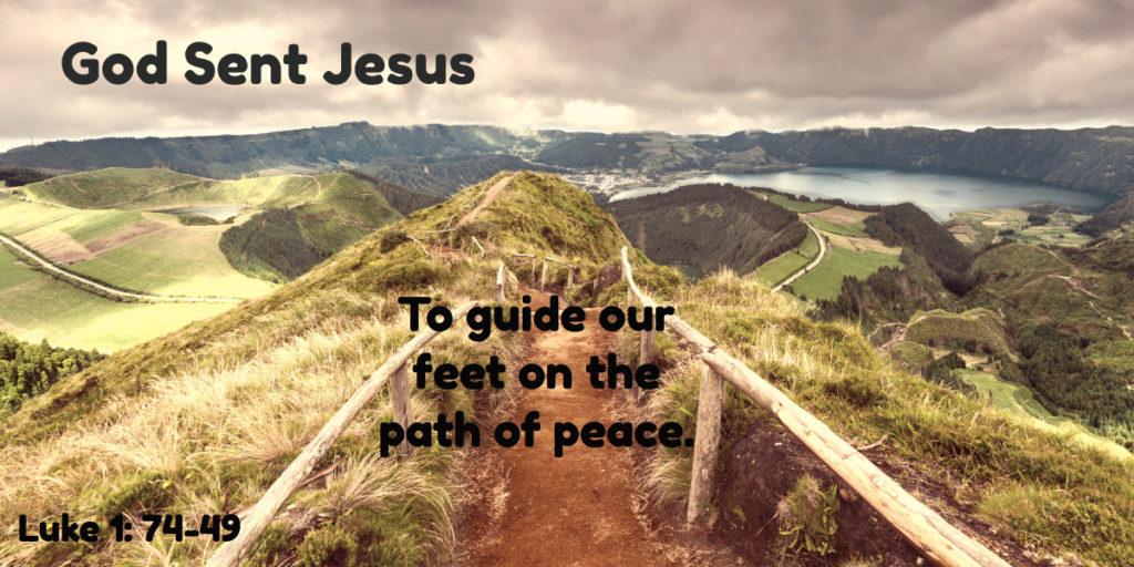 Why God Sent Jesus