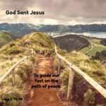 Why God Sent Jesus to Give Us Peace