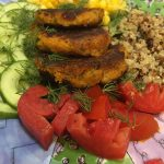 Gluten Free Sweet Potato Falafel