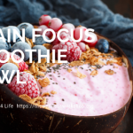 Brain Focus Smoothie